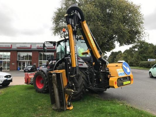 Other T216743A - McConnel PA6077 VFR Hedgecutter