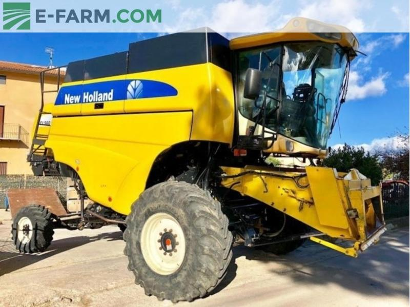 New Holland CL560