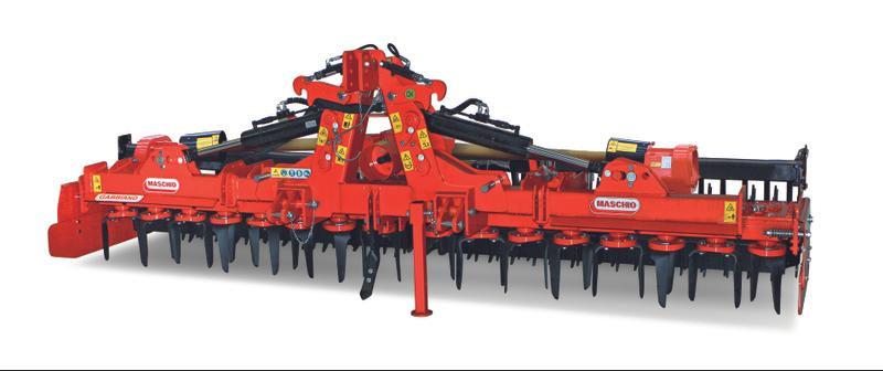 Maschio Gabbiano Power Harrow