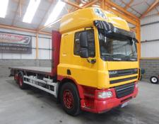 Daf CF75 SPACE CAB 6 X 2 FLATBED - 2009 - SY09 AWW