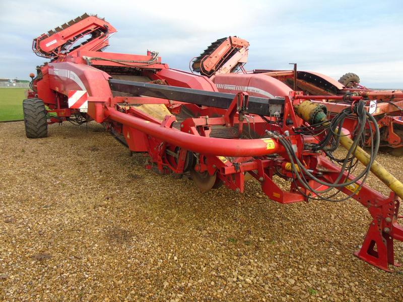 Grimme GT170S - DMS