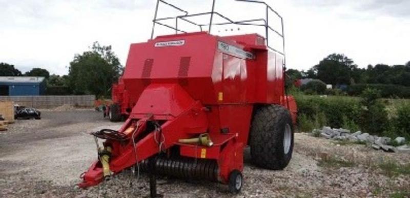 used massey ferguson balers for sale tractorpool co uk rh tractorpool co uk Massey Ferguson Baler Model 12 Massey Ferguson Round Baler