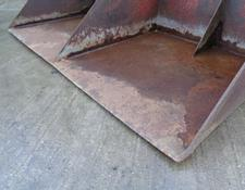 Sonstige Bucket C/w Pin And Cone Brackets