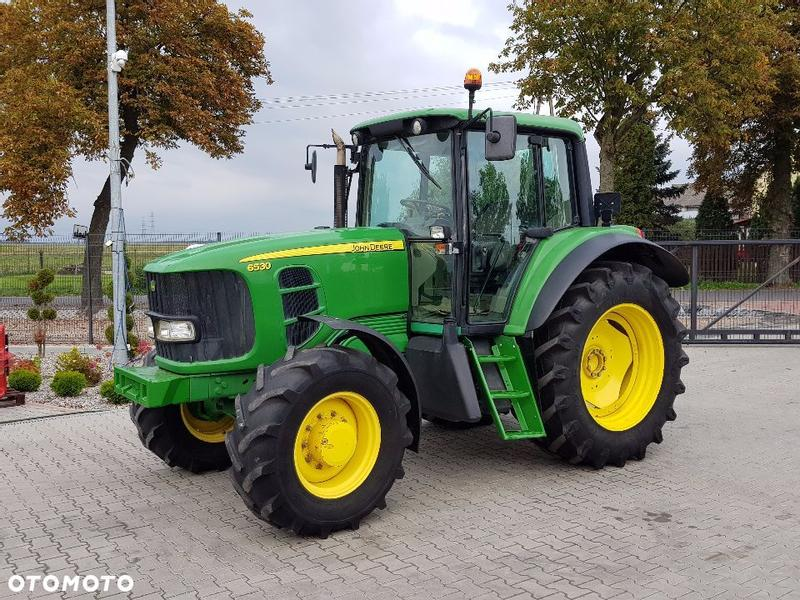 used john deere 6530 tractors for sale tractorpool co uk rh tractorpool co uk john deere 6530 service manual John Deere LT133 Service Manual