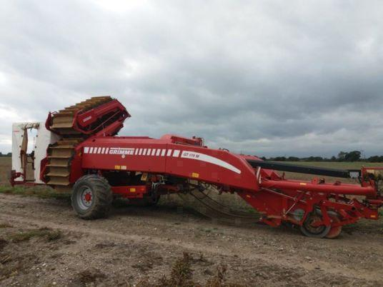 Grimme GT170 MULTISEP