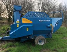 Kidd 450 TC Twin Chop trailed straw chopper/shredder