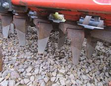 Maschio DM4000 Power Harrow, 4 metre, 2002, Q-Fit tines