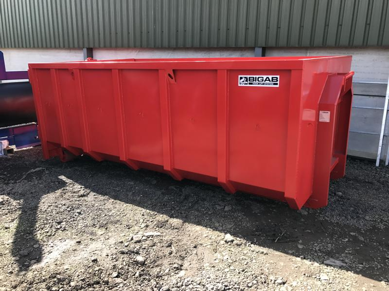 BIGAB Containers