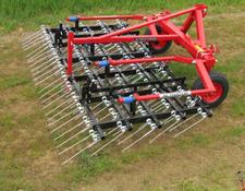 PROFORGE Activator 3 metre Weeder/harrow, New,
