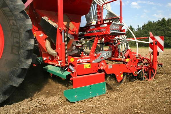 Other NEW KVERNELAND i-DRILL PRO 3M POWER HARROW COMBINATIION DRILL