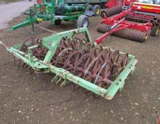 Dowdeswell Double Furrow press, 2 metre, pulling arms,