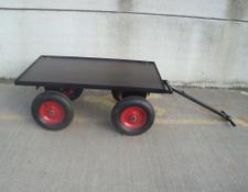 SCH 4 Wheel Trolley