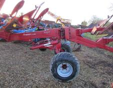 No NAUD 6240 Semi Mtd Plough Auto Reset, On-Land/In-Furrow, 7 furrow (4+3 wagon) good