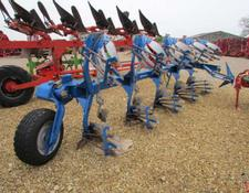 OVERUM XCELSIOR DX5100F Plough, 5 furrow, 2003, Slatts