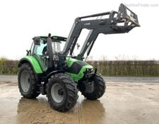 Deutz-Fahr 6130.4 & loader