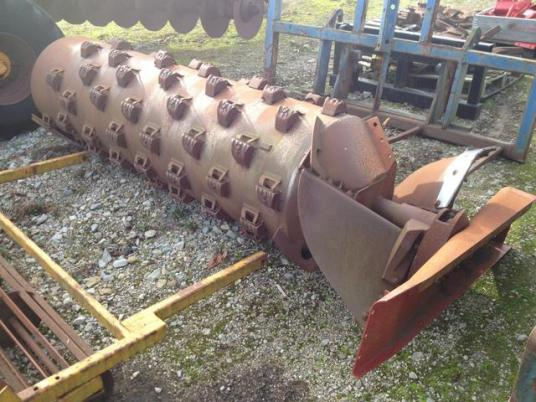Rekord rotor for axial flow combine 1680 d'occasion