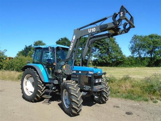New Holland  7840 For Sale