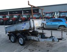 Ifor Williams T2515 Tipping Trailer