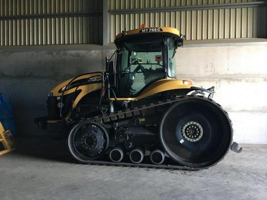 Challenger T2019723 - 2011  MT765C Tracked Tractor