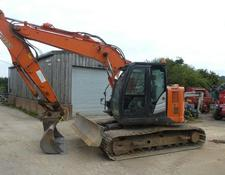 Hitachi ZX135US 5 WITH BLADE