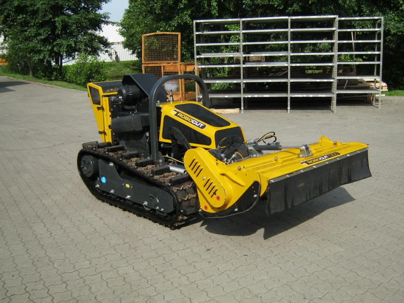 Robocut used robocut 1300 bank mowers for sale - tractorpool.co.uk