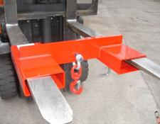 N/A Fork Lifting Attachment 2.5 Tonne WLL