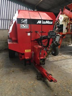 MAX HI-SPEC MIX  SUPER 10 FEEDER