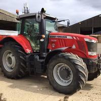 Used Massey Ferguson tractors - tractorpool co uk