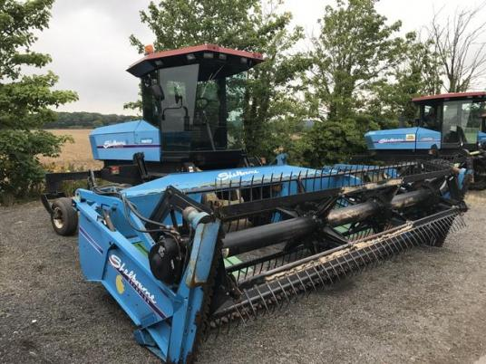 Other used swather shelbourne macdon mentor d'occasion