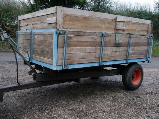 Other F.W. Wheatley 4T Tipping Trailer