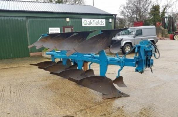 Lemken DOE 4 FURROW REVERSIBLE TO SUIT TRIPLE D