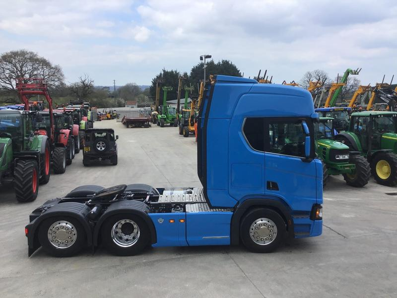 Scania R520 V8 LORRY