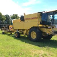 Used New Holland TX 34 Combine harvesters for sale