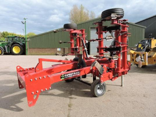 Hand-made Cultivating Solutions RL600
