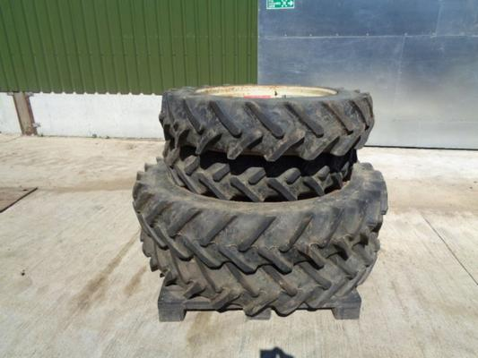 Used Stocks 11.2/32 And 12.4/46 Rowcrop Wheels