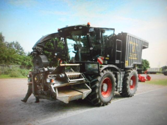 Claas Xerion 3800 / 781