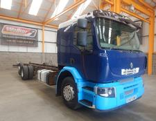 Renault PREMIUM ALLIANCE 6 X 2 CHASSIS CAB - 2007 - EY57 CMX