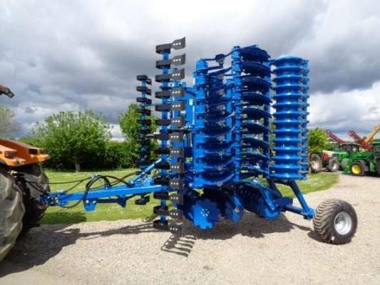 Rolmako New  High Speed 6m Discs/Packer