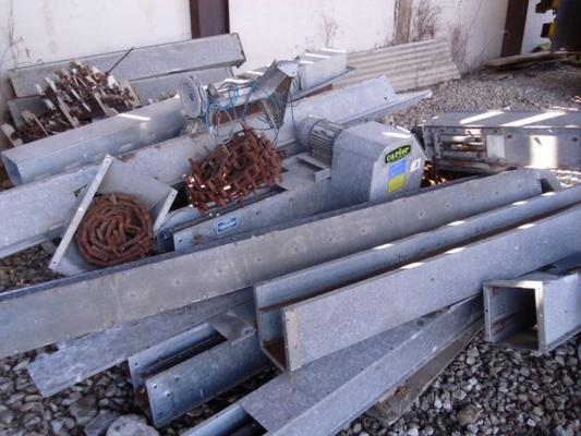 Used Carrier Grain Elevator And Motors