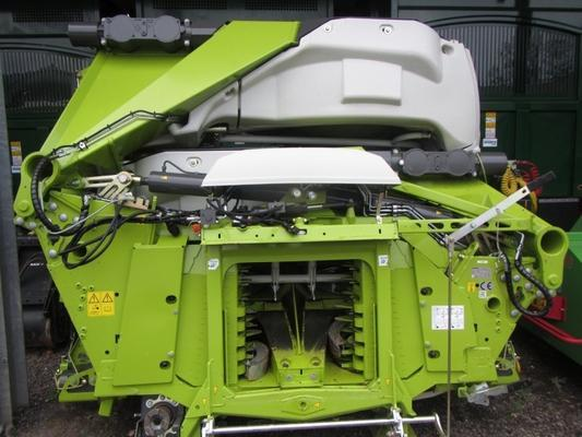 Claas Claas Orbis 750 10 row maize header