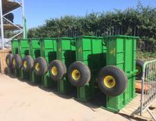 John Deere 22B Ped Greens Mower Trailer
