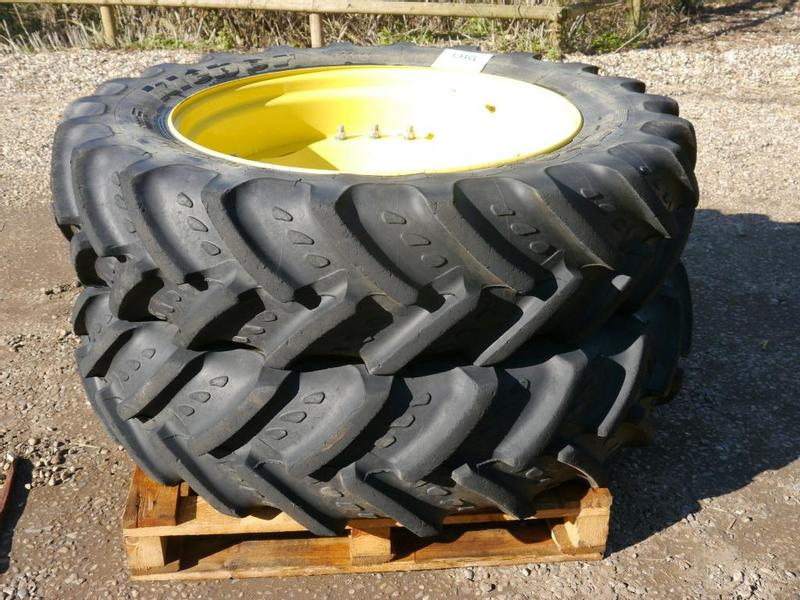 John Deere Row Crop Wheels