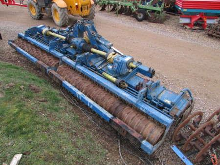 Rabe VKE 6 metre Heavy duty Power harrow,
