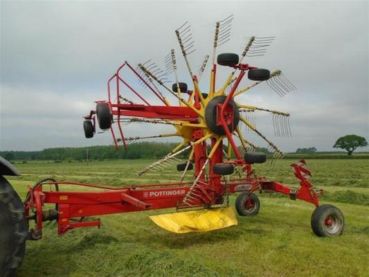 Pottinger TOP 881A Rake For Sale