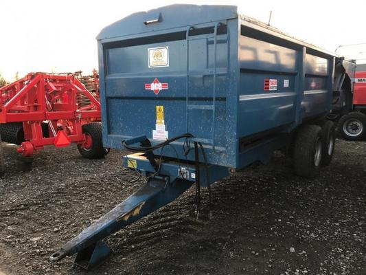 T218798A - AS Trailers Fenlander 14T Trailer