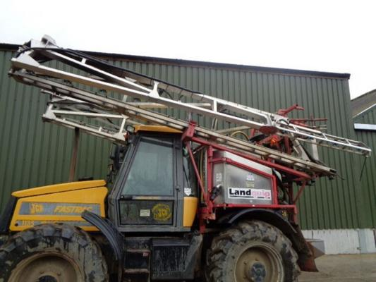 Used LandQuip 24m De-Mount Sprayer