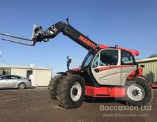 Manitou MLT 840-145 PS+ Elite