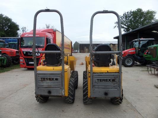 Terex  HD1000 HIGH TIP DUMPER