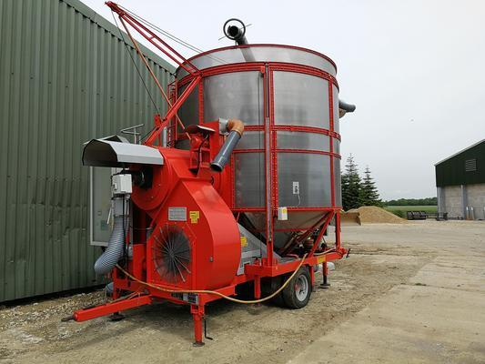 A.B.S. 27 Ton Master Drier – Fully Automated