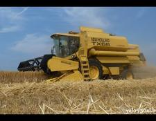 New Holland Serie TX60